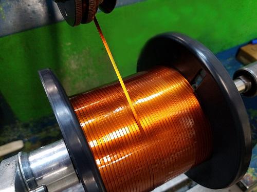 Rectangular Magnet Wire | MWS Wire