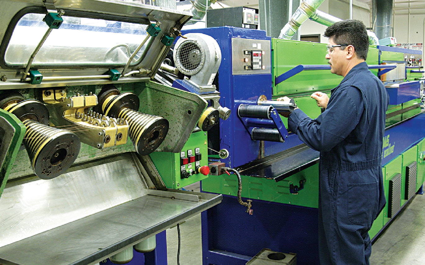 MWS Manufacturing Capabilities