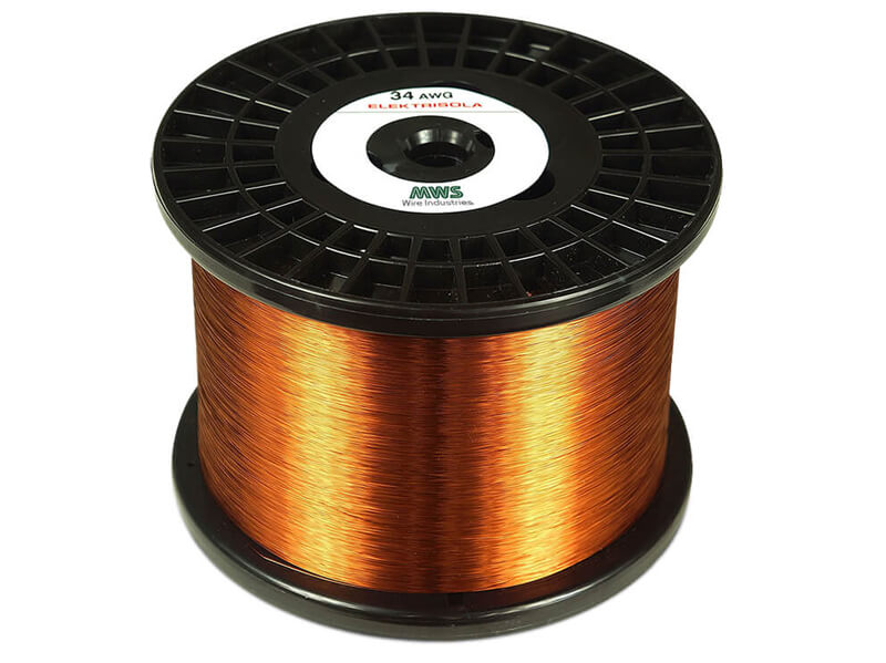 High Performance Wire - MWS Wire - Magnet Wire, Speciality Wire