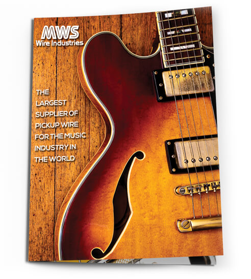 Guitar pickup wire specialists unique tone mws wire beyond copper we use silver greentooth Choice Image
