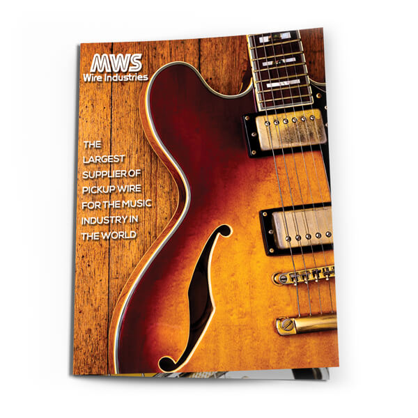 MWS Wire Guitar Wire Brochure