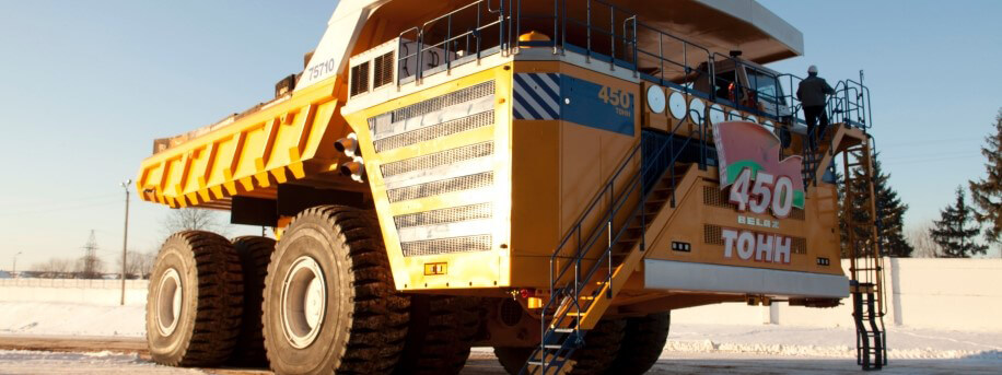 Magnet Wire and the World's Largest Dump Truck