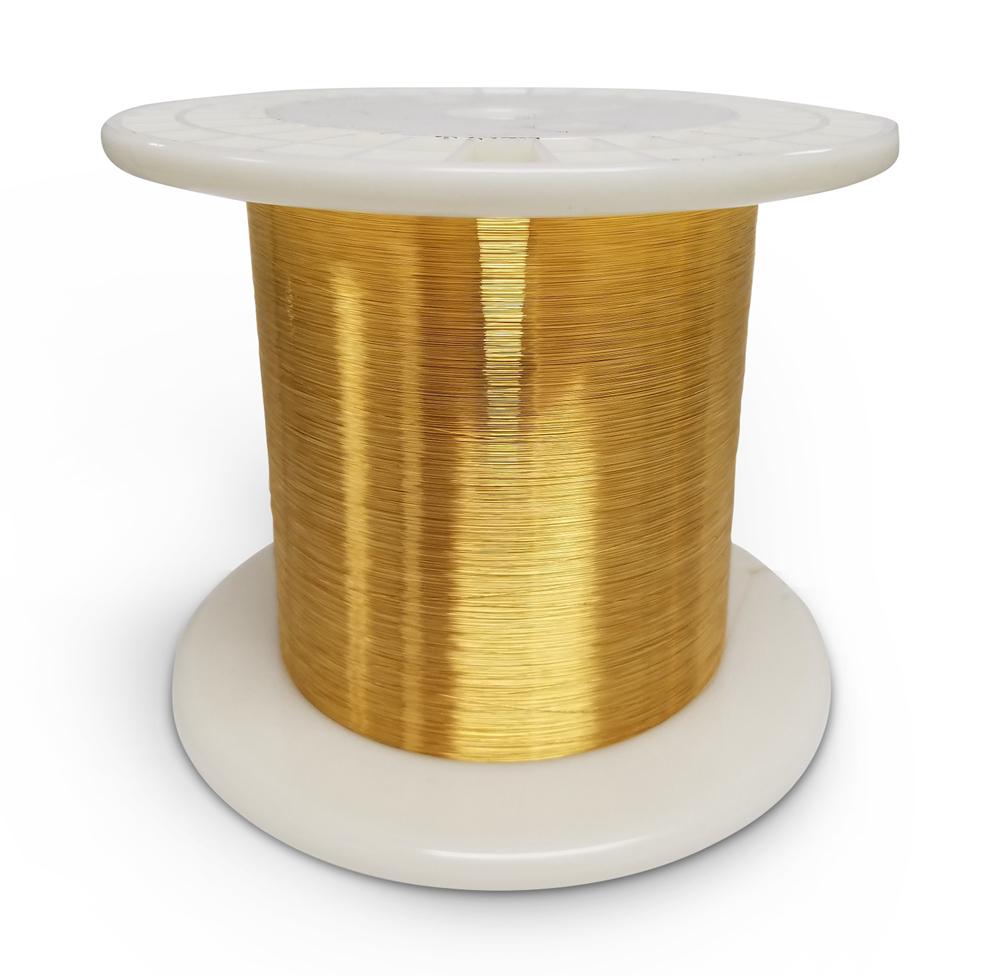 Gold Wire Spool