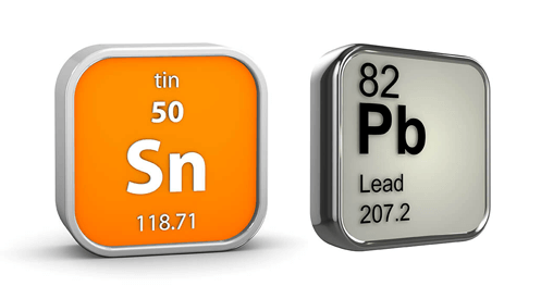 Tin & Lead Elements