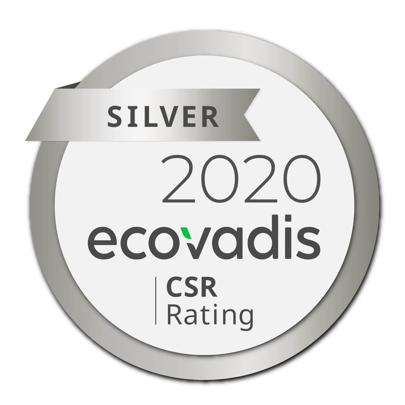 2020 ecovadis