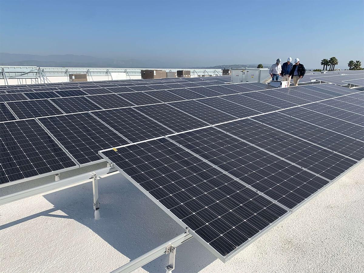 MWS Solar Power