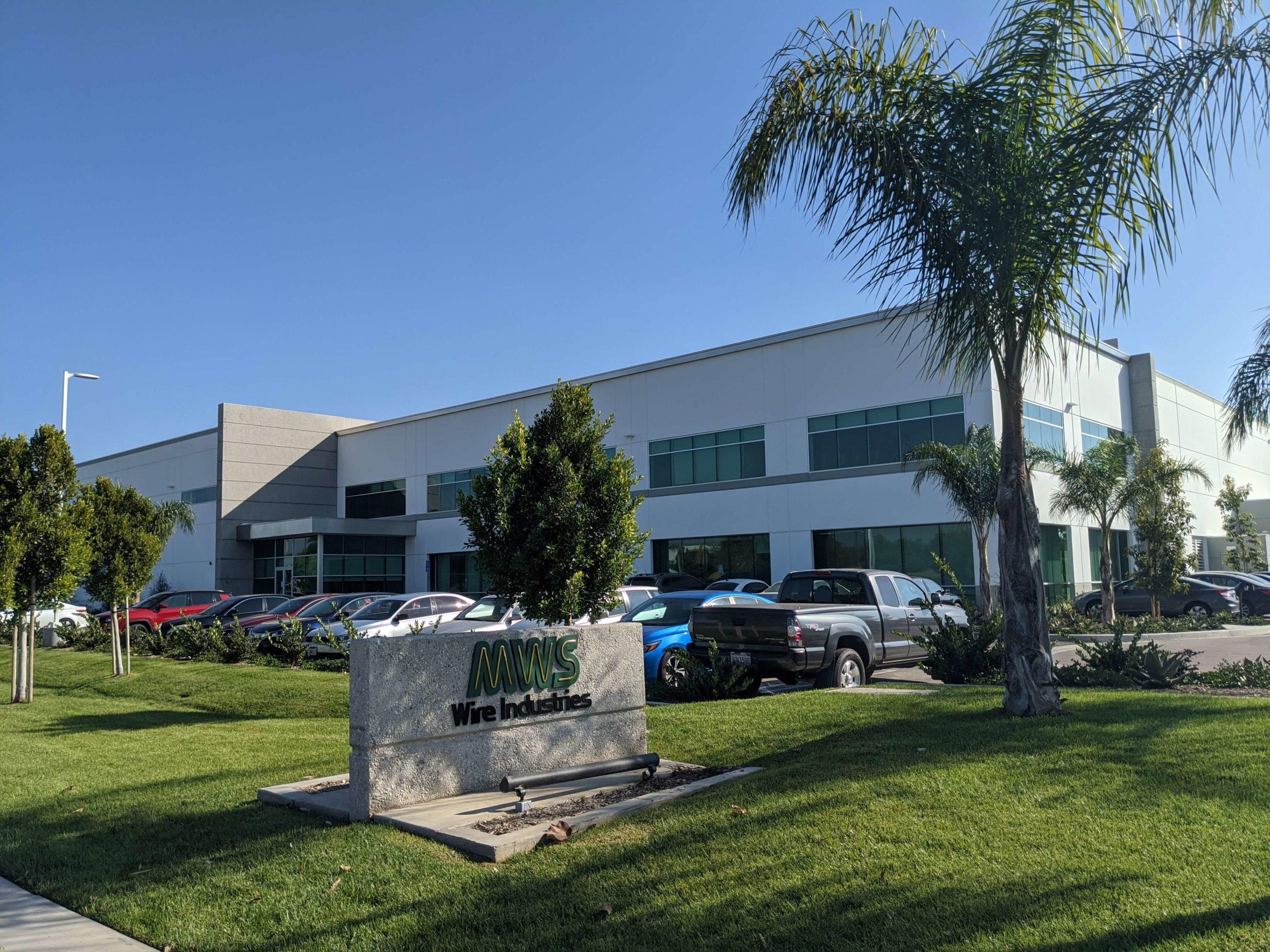 MWS Wire Industries HQ